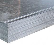 Лист 0,5х1000х2000 мм 08х17 з/п